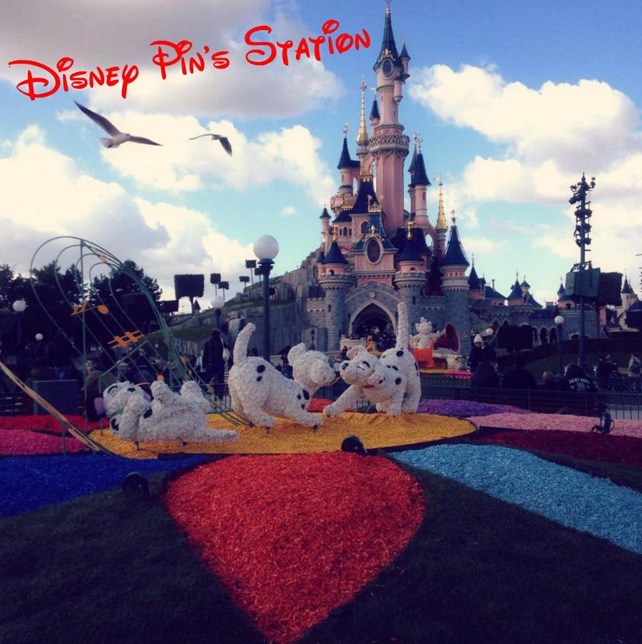 Disney Pin's Station